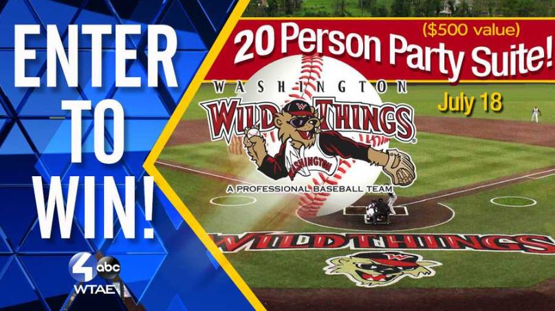 Washington Wild Things 2019 Sweepstakes II – Enter To Win A Suite