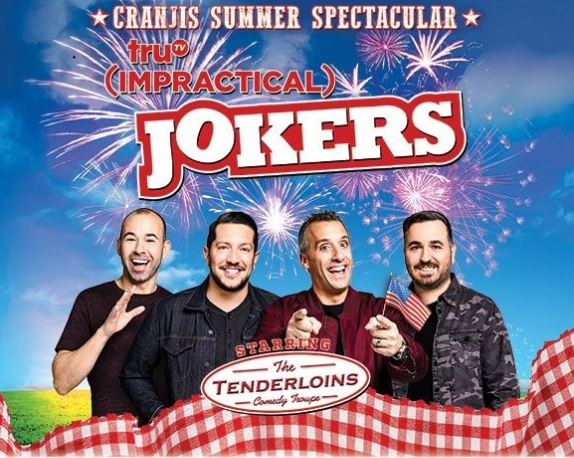 WGN-TV Impractical Jokers Contest - Enter To Win Two Tickets