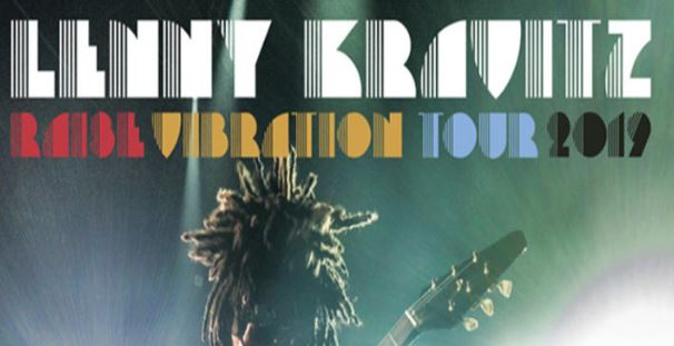 Lenny Kravitz Ticket Giveaway - Enter To Win A Pair Of Tickets