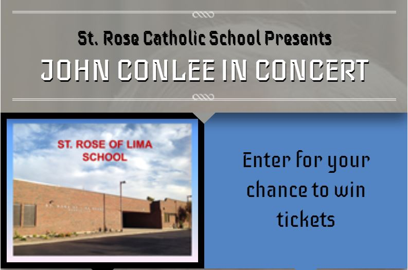 WANE 15 - John Conlee Ticket Giveaway - Enter To Win Tickets
