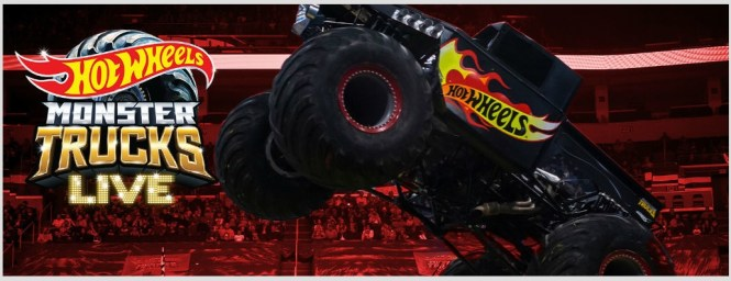 Hot Wheels Monster Trucks Live Contest Win Four Pack Of Tickets Giveawayandsweepstakes Com
