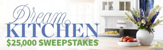 Bhg Com 25k Spring Dream Kitchen Sweepstakes Win A 25 000