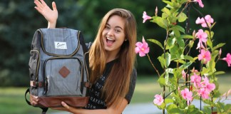 Chelsea Crockett's Backpack+Supplies+Samsung Galaxy Tab A Tablet Giveaway