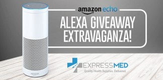 Win Amazon Echo Giveaway