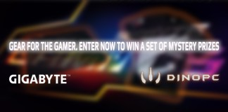 Win Dino PC And Gigabyte Gaming Gear