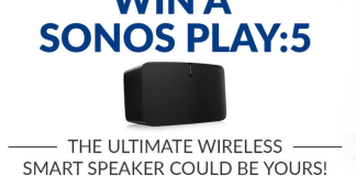 Win Sonos Play:5 Wireless Smart Speaker