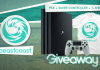 Win Sony PS4 Console, Silver PS4 Controller And beastcoast T-Shirt Giveaway