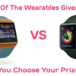 Win a Fitbit Ionic or an Apple Watch Series 3