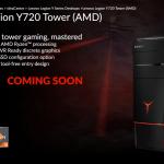 Win a LenovoLegion Y720 Desktop or Lenovo Legion Y520 Laptop