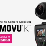 Win a Removu K1 All-In-One 4K Camera Stabilizer