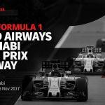 F1® Experiences Abu Dhabi Grand Prix Giveaway
