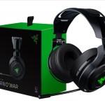 Win Razer ManO'War 7.1 Wireless Gaming Headset