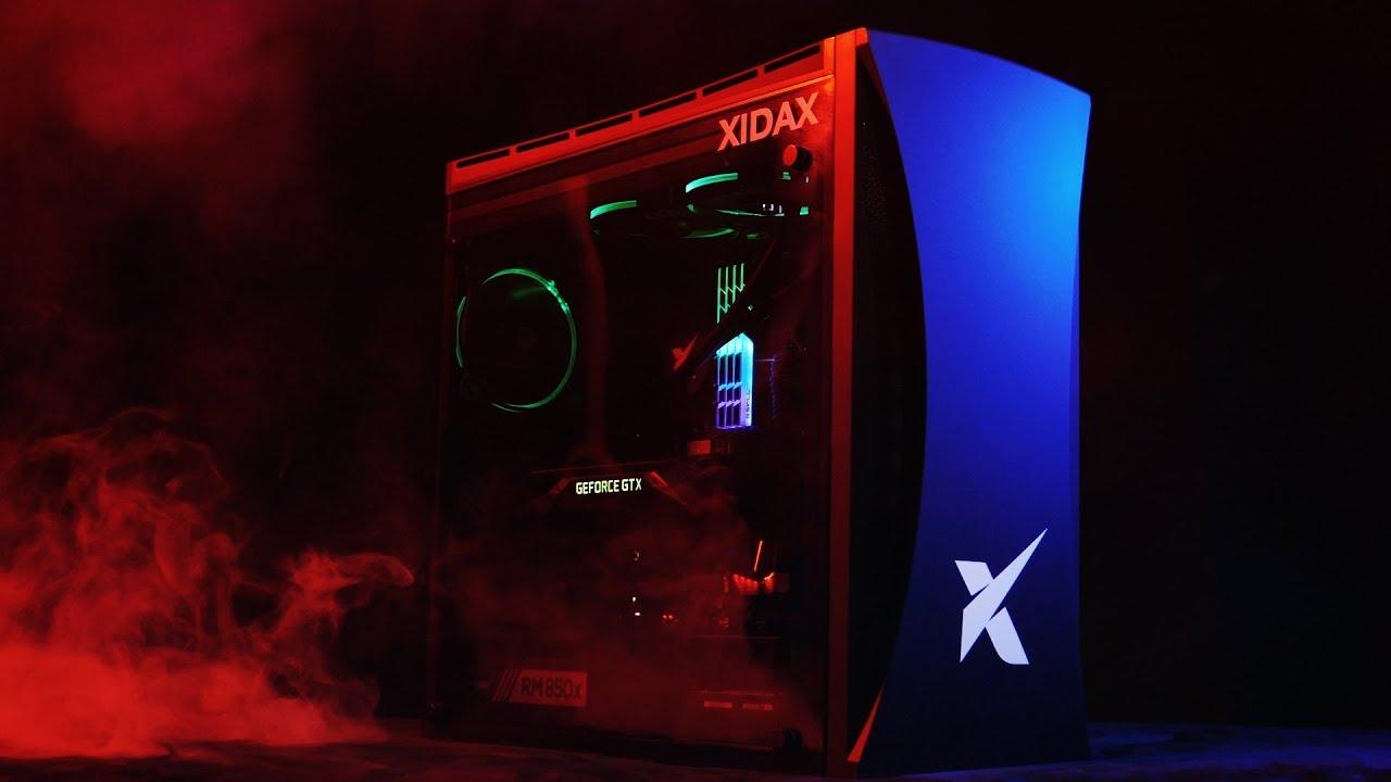 Xidax Intel Optane Memory Holiday Gaming Pc Giveaway