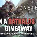 Monster Hunter World Giveaway - Win Sony PlayStation 4