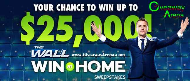 NBC The Wall Sweepstakes 2018: Win Up To $25,000 Cash