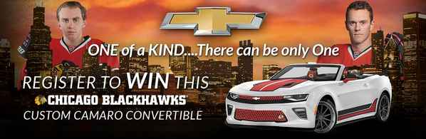 Chicago blackhawks 2018 giveaways