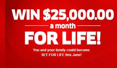 PCH Win $25,000 A Month For Life Sweepstakes 2019 - Win