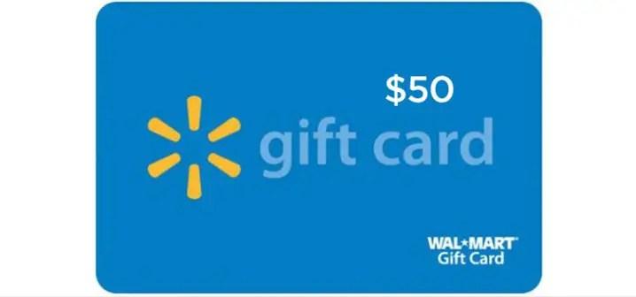 $100 Walmart Gift Card Giveaway - GiveawayBase