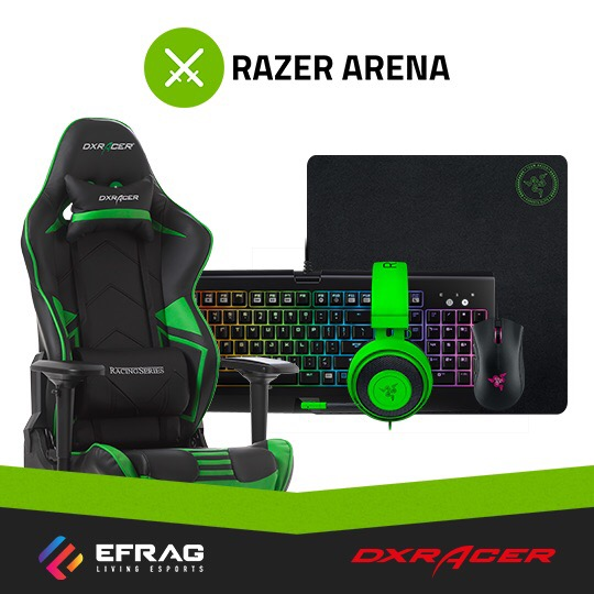 razer gaming chair baby shower chairs racing pro and peripherals giveaway has teamed up with efrag dxracer to give away some of their best enter in this