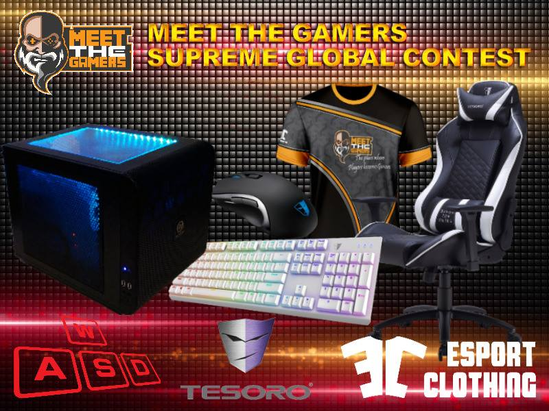 Tesoro has teamed up with WASDPC to gift one of their fans with brand new gaming PC and gaming chair! To enter in this amazing WASDPCs Super Gaming PC and ...  sc 1 st  GiveawayBase & WASDPCs Super Gaming PC and Tesoro Zone Balance Gaming Chair ...