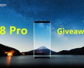 Leagoo S8 PRO Bezel-less Smartphone Giveaway