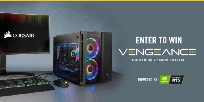 Free gaming computer giveaway 2018