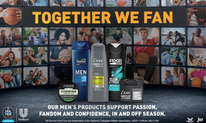 Conopco Unilever NCAA March Madness Sweepstakes