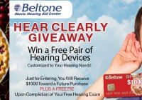 Hear Clearly Giveaway