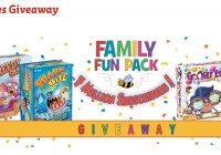 Goliath Games Giveaway - Win A 5 Game Prize Pack