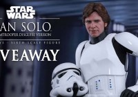 Han Solo Giveaway