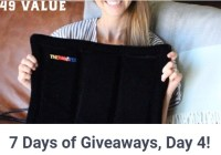 7 Days of Giveaway
