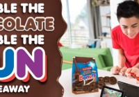 Little Debbiey Double The Chocolate Double The Fun Giveaway
