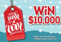 Times Reporter Holiday Wish And Win Sweepstakes