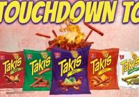 Touchdown To Takis Sweepstakes