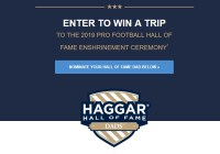 Haggar Hall Of Fame Dads Contest