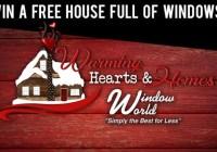 Warming Hearts & Homes Giveaway