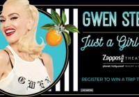 Gwen Stefani Just A Girl In Las Vegas Contest