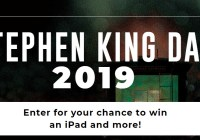 Stephen King Day 2019 Sweepstakes