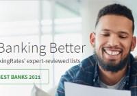 GoBankingRates Best Banks $500 Giveaway