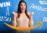 Amazon Gift Card Contest