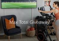 Nautilus Max Total Giveaway