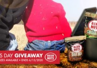BEER NUTS Fathers Day Giveaway