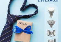 SG LEDs Fathers Day Giveaway