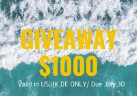 Check Aegend $1000 Giveaway