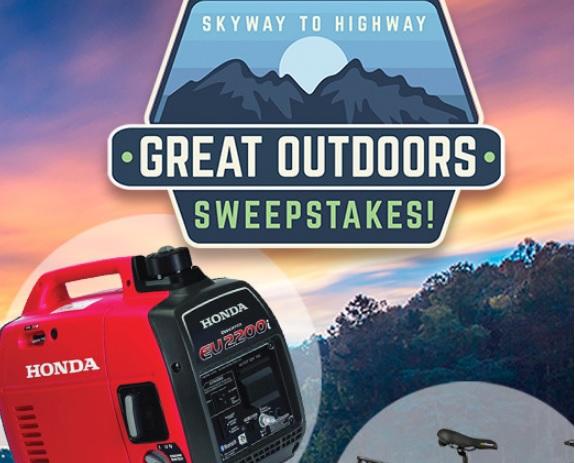 Honda And SkyChick Adventures Skyway To Highway Sweepstakes