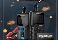 TOPDON Car Diagnostic Tools Gift Card Giveaway