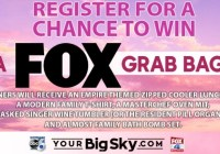 FOX Swag Sweepstakes
