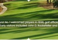 Golf Moose, Pinehurst Golf Vacation For 2 Giveaway