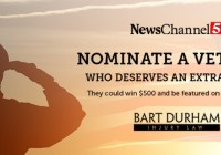 NewsChannel 5 Salutes Our Veterans Contest