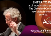 At Home With The Cleveland Orchestra Adella App Sweepstakes